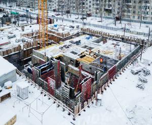 ЖК «Павлова 40»: ход строительства корпуса №40