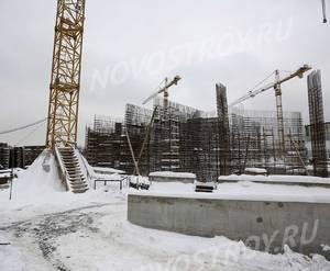 МФК «Nakhimov»: ход строительства