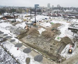 ЖК ЦДС «Елизаровский»: ход строительства 1,2 очереди