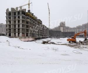 ЖК ЦДС «Муринский Посад»: ход строительства корпуса №3