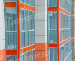 ЖК «Сириус»: ход строительства корпуса В