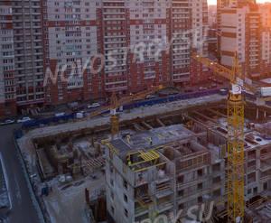ЖК «Дом на Космонавтов»: ход строительства