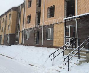 МЖК «Борисоглебское»: ход строительства корпуса №160