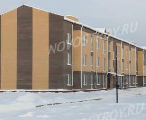 МЖК «Борисоглебское»: ход строительства корпуса №161