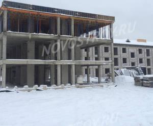 МЖК «Борисоглебское»: ход строительства корпуса №174