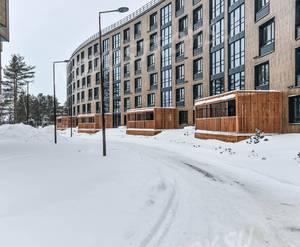 СКК «Светлый мир «Внутри»: ход строительства, декабрь 2018