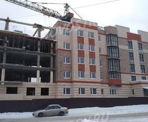 МЖК «Новое Бисерово 2»: ход строительства дома №8