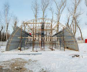 ЖК «Огни»: ход строительства