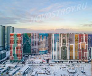 ЖК «Эталон-Сити»: ход строительства