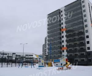 ЖК «Новоселье: Городские кварталы»: ход строительства квартал «Дельта»