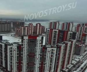 ЖК «Паруса»: скриншот с видеообзора