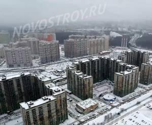 ЖК UP-квартал «Новое Тушино»: скриншот с видеообзора