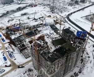 ЖК «Румянцево Парк»: скриншот с видеообзора