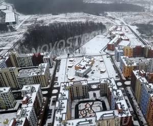 ЖК «Микрогород «В лесу»: скриншот с видеообзора