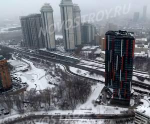 МФК «Мосфильмовская»: скриншот с видеообзора