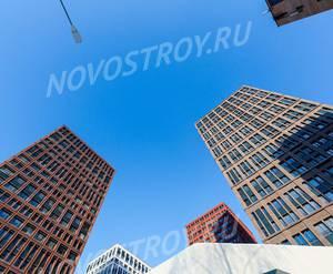 ЖК «Родной город. Воронцовский парк»: ход строительства