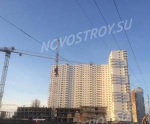 ЖК «Шушары» (Пушкинская): ход строительства корпуса №40.3