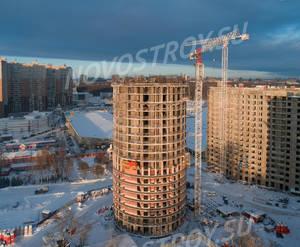 ЖК «Приморский квартал»: ход строительства (январь 2019)