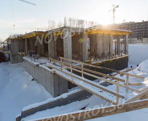 ЖК «4YOU»: ход строительства (4 очередь, январь 2019)