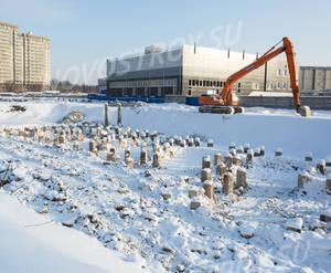 ЖК «Q-мир»: ход строительства (январь 2019)