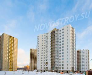 ЖК «Новая Охта»: ход строительства дома 12