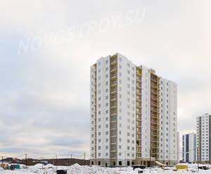 ЖК «Новая Охта»: ход строительства дома 13