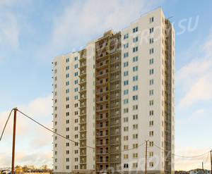 ЖК «Новая Охта»: ход строительства дома 16