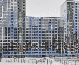 Жилой комплекс «Светлый мир «Я-Романтик»: ход строительства, январь 2019