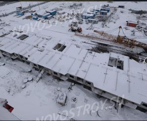 ЖК «ТриДевяткино царство»: ход строительства корпуса №11