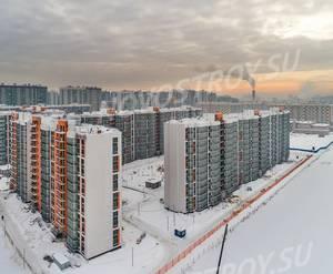 ЖК «UP-квартал «Светлановский»: ход строительства