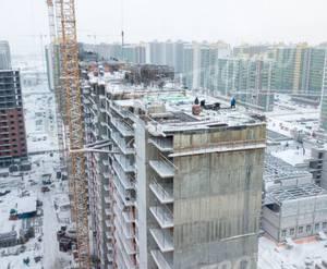 ЖК «Краски лета»: ход строительства дома №15
