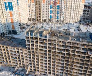 ЖК «Полис на Комендантском»: ход строительства корпуса №3