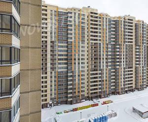 ЖК ЦДС «Весна-3»: ход строительства корпуса №2