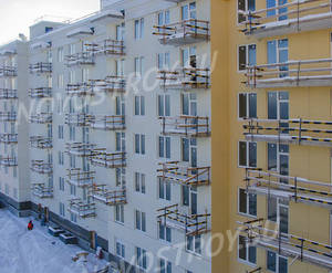 ЖК «Новоорловский»: ход строительства корпуса №1.6.2