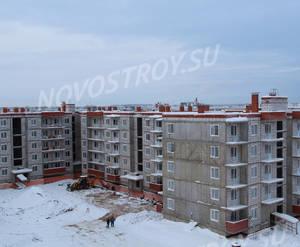МЖК «Новый Петергоф»: ход строительства корпуса №5.4 из группы застройщика