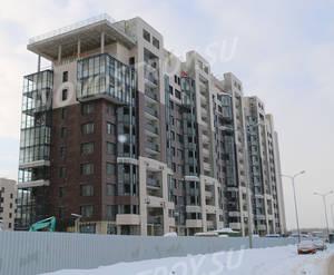 ЖК «Жемчужный берег»: ход строительства корпуса №1