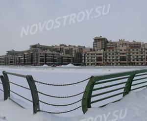 ЖК «Жемчужный берег»: ход строительства корпуса №1-6