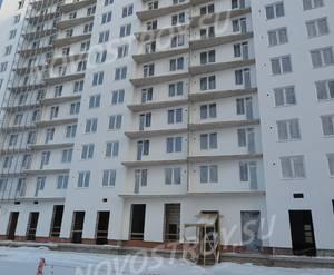 ЖК «Кирилл и Дарья»: ход строительства 3 участка
