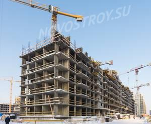 ЖК «Мурино 2020»: ход строительства корпуса №1