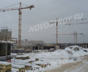 МЖК «Наутилус»: ход строительства