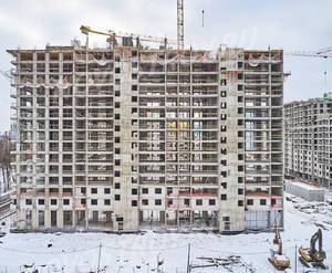 ЖК «Лучи»: ход строительства корпуса №4