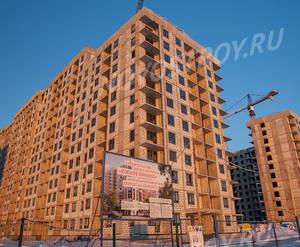 ЖК «Южное Бунино»: ход строительства корпуса №6,7