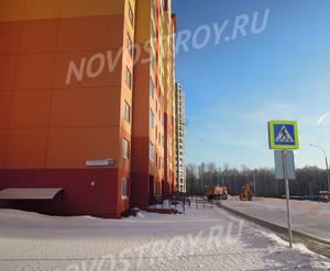 ЖК «Новые Островцы»: ход строительства дома №14