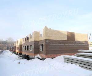 МЖК «Театральный парк»: ход строительства корпуса №13
