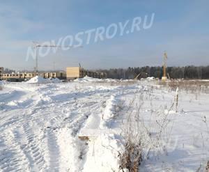 МЖК «Театральный парк»: ход строительства корпуса №19