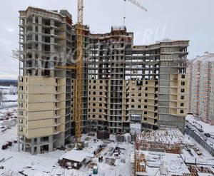 ЖК «Новое Бутово»: ход строительства корпуса №14