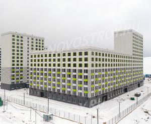 ЖК «Люберецкий»: ход строительства корпуса №4.2