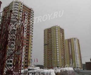 ЖК «Новый Раменский»: ход строительства корпуса №21АБВ