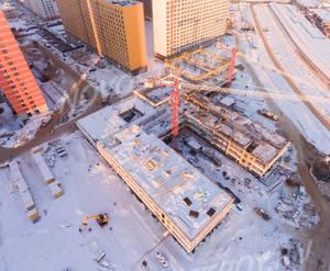 ЖК «Саларьево парк»: ход строительства школы