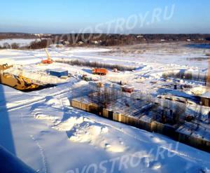 ЖК «Красногорский»: ход строительства корпуса №23